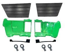 LH RH Side Panels & Grille LVU10564 LVU10565 Fits John Deere 4210 4310 4410
