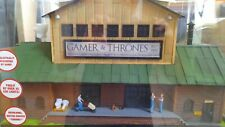 Menard's Train Set Building  Gamer and Thrones Warehouse NIB