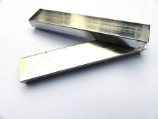 Pewter Bars Brittania Alloy (2 Pounds - Lead Free) Raw Pewter Metal