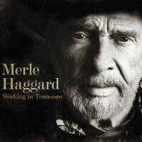 Merle Haggard - Working In Tennessee [New Vinyl LP]