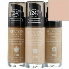 Bases de maquillaje beige Revlon para el rostro