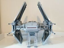 MOC Star Wars TIE Echelon Shuttle Lego Instructions only - NO BRICKS