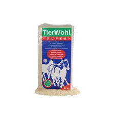 24kg TierWohl Super Pferdeeinstreu Boxen Einstreu Weichholz Granulat Späne JRS