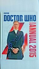 The Doctor Who Official Annual 2015 by BBC (Hardback, 2014)
