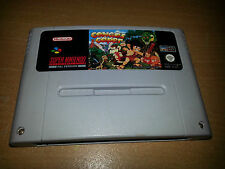 Congos caper SNES Super Nintendo pal Super Nes joe & mac 2
