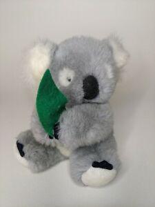 Koala Bear Plush Teddy Russ Berrie Kozmo Cute Animal Fast Dispatch Grey