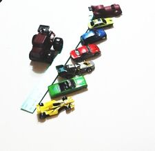 Assorted Cars Mostly Diecast Metal Vehicles Hot Rods Trucks Race Car Lot