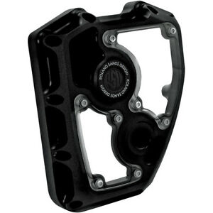 Roland Sands Black Ops Clarity Cam Cover 01-17 Harley DYNA Softail Touring FLTRX