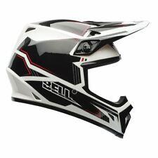 Bell MX-9 Blockade BLK/WHT Motorcycle Helmet - XL
