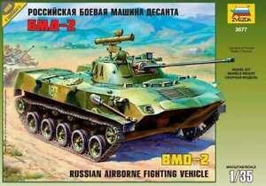 Zvezda 3577 RUSSIAN AIRBORNE FIGHTING VEHICLE BMD-2  1/35