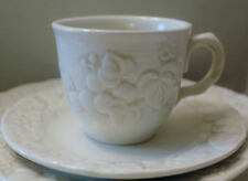 METLOX POPPYTRAIL   ANTIQUE GRAPE  CUP & SAUCER     VINTAGE