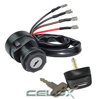 Ignition Key Switch for Bombardier Canam Traxter Cvt 500 650 Xt 2005