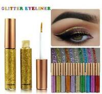 Eye Makeup Glitter Shiny Shimmer Diamond Liquid Eye Eyeliner Shadow Eyeshadow