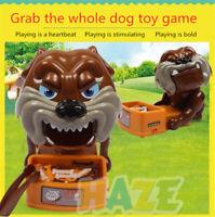 Juegos de mesa Smashing Toy Dog Biting Fingers Family Toy Creative