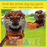 Juegos de mesa Smashing Toy Dog Biting Fingers Family Toy Creative
