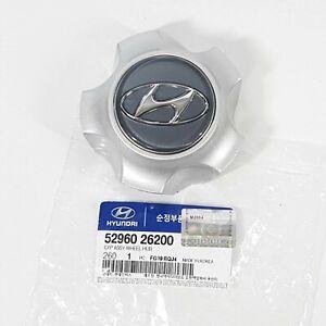 """Genuine 5296026200 Wheel Center Hub Cap 16"""" For HYUNDAI SANTA FE 2001-2005"""