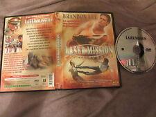 Laser mission: agent spécial de B.J. Davis avec Brandon Lee, DVD, Action