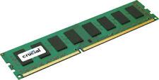 Memoria (RAM) de ordenador Crucial Velocidad del bus del sistema PC3-14900 (DDR3-1866)