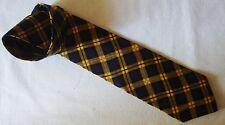 VERSACE Cravatta Tie 100% Seta Silk Original Made in Italy Nuova New