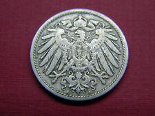 Stamp LOT XX-RARE 1937-1939 WW2 German 5 Reichspfennig Coin /& A.H