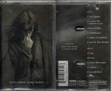 PATTI SMITH - GONE AGAIN - MC (NUOVA SIGILLATA)