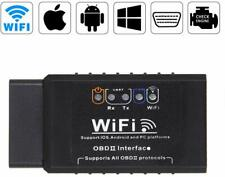 WIFI OBD2 Scanner Code Reader Automotive Diagnostic Tool Car For iphone Android