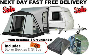 Dorema Starcamp Quick & Easy 325 AIR Inflatable Porch Awning New 2021 swift dash