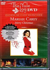 MARIAH CAREY - MERRY CHRISTMAS (1994 ALBUM) THE YULE LOG DVD