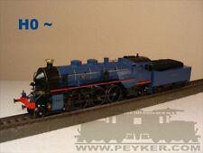 MÄRKLIN 31806-3: Dampflok S3/6 der K.Bay.Sts. 3652 blau, mfx, Sound
