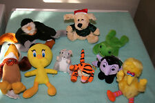 9 Tweety Tigger Big Bird Harley Davidson Eagle The Count Frog Mouse Monkey Bear