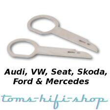 Entriegelungswerkzeug Radio Ausbau Werkzeug VW Audi