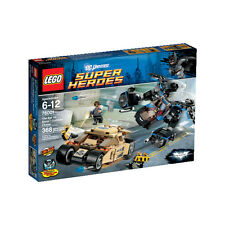 LEGO DC Super Heroes 76001 Batman The Bat vs Bane Tumbler Chase Verfolgungsjagd