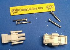 Coleman popup camper battery plug 4716-4701 or  4749A5531