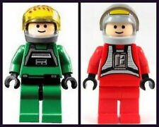 LEGO® Star Wars™ A-Wing & B-Wing Pilots - Lot of 2