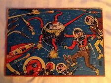 Vintage 1952 Buck Rogers Frame Tray Jigsaw Puzzle