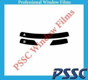 PSSC Pre Cut SunStrip Car Auto Window Films - Ssangyong Tivoli 2015-Current