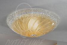 Plafoniere Eleganti Da Soffitto : Lampadari da soffitto vetro camera letto ebay