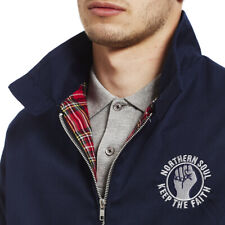 More details for northern soul keep the faith clothing gift harrington jacket.
