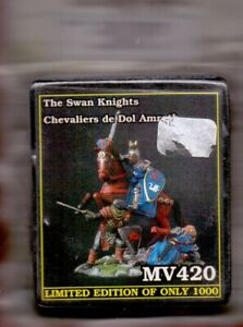 MITHRIL SDA MV420 LIMITED 1000 FIRST 150 NUMBER # 126 THE SWAN KNIGHTS