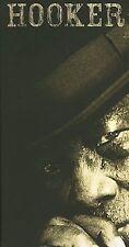 JOHN HOOKER - HOOKER - 4 CD LONG BOX SET - BLUES - 75 SONGS - BRAND NEW - RARE