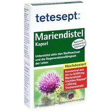 TETESEPT Mariendistel Kapseln   24 st   PZN1801794