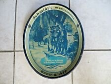 Schmidt's of Philadelphia C.S.S.Beer & ale barmaid tavern serving tray