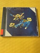Traffic Shoot Out At The Fantasy Factory CD New Sealed ISLAND Records Winwood