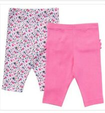 GERBER 2 PACK OF PANTS FOR INFANT GIRLS~SIZE 3-9 MONTHS~NEW W/TAGS