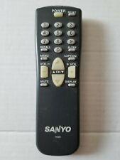 Sanyo Television Remote FXME