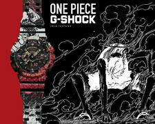 Casio G-Shock X One Piece Collaboration GA-110JOP-1A4 2020 Brand New In a Box