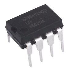 1PCS National Semiconductor LM4562NA LM4562 4562 - Dual OpAmp DIP-8 - New IC