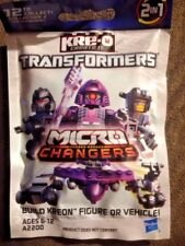 KRE-O Transformers Micro-Changers Mystery Pack Collection 2