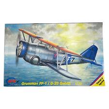 Grumman FF-1 / G-23 Goblin 1:72 MPM Model Airplane US Navy 72075 Factory Sealed