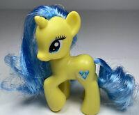 My Little Pony FIM G4 LEMONY GEM 💎 Brushable Hair Figure - HAS FLAWS